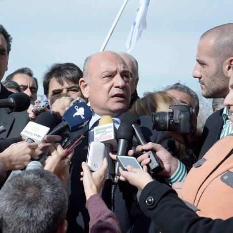 Conferencia de prensa: Bolettieri y Randazzo
