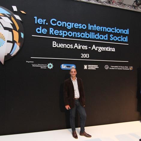 Cobertura del Primer Congreso Internacional de Responsabilidad Social