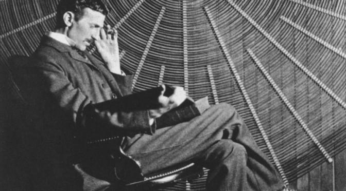 Nikola Tesla: Una luz perdida en el camino